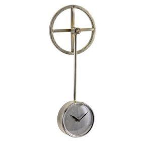Other - 🌸Coming Soon!! Pendulum wall clock- iron & glass.
